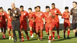 ভারতীয় ফুটবল দল