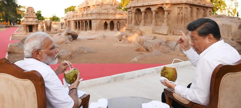 মমল্লপুরমে আলোচনায় মোদী-চিনফিং, খোলা হাওয়া বইল ভারত-চিন সম্পর্কে