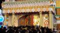 সপ্তমীর সন্ধ্যায় কলকাতার ভাঙল বাঁধ